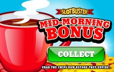 ☆☆☆ Mid-Morning Bonus ☆☆☆ More Free Chips Here! > https://slotbuster.app.link/MMB-1219 < Hit Those Slots!