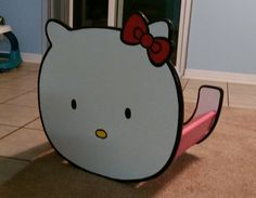 Hello Kitty Rocker.  Today We Build