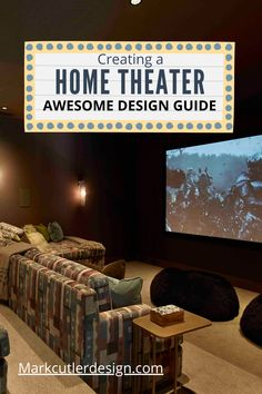 Ultimate guide to creating a Home Theatre by celebrity interior designer. Modern style or even star wars themed basement room,. The ultimate movie room tips and decor ideas for your luxury home, with ideas about seating for your man cave design. Helpful Home theater design ideas and ideas for your awesome media room design.