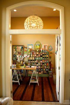 Studio/Office/3rd Bedroom by scrapstudio, via Flickr