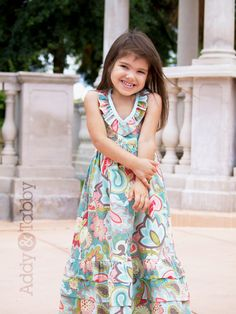 I love this maxi dress!