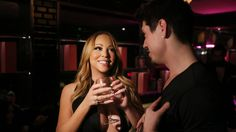 Mariah S World Carey Convinces Boyfriend Bryan Tanaka To Stay On Tour With Y Lap Dance