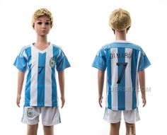 http://www.xjersey.com/201516-argentina-7-di-maria-home-youth-jersey.html 2015-16 ARGENTINA 7 DI MARIA HOME YOUTH JERSEY Only 33.11€ , Free Shipping!