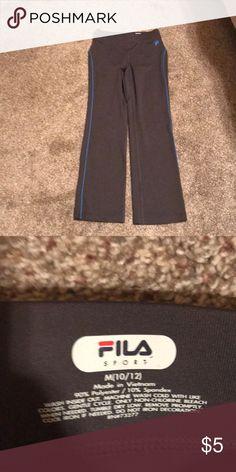 d262d4928ef0 Great fila pants Great condition Fila Pants