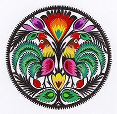 213 best polish paper cuts (wycinanki) images in 2018 polish folklowicz wycinanki polish paper cut folk art from the polish art center in hamtramck, mi