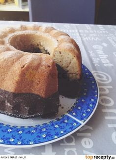 Výborná bábovka Bundt Cakes, Doughnut, Food And Drink, Desserts, Recipes, Tailgate Desserts, Deserts, Postres, Recipies