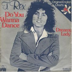 A Marc In Time...October 22nd 1975  The only Top Of The Pops performance of Dreamy Lady was recorded and broadcast the next day The whole show like many others has been wiped by the Beeb due to a lack of storage space  below is a sheduale of the shows running order  brackets denote the song chart position (36) T-REX DISCO PARTY  Dreamy Lady (25) JOHN MILES  Highfly (NEW) BILLIE JO SPEARS  Silver Wings And Golden Rings (32) NATALIE COLE  This Will Be (16) ROXY MUSIC  Love Is The Drug (NEW)…