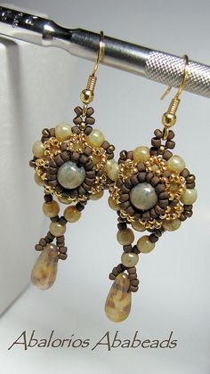 Go Girls by AbaBeads, via Flickr