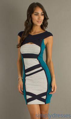 Second dress or honeymoon dress