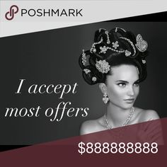 WELCOME TO MY CLOSET Hello Poshers ✨ I try to be pretty reasonably priced so please don't hurt me too bad with your offers 🙈 Posh takes %20 so please always try to remember that when asking... bundle and save, I give great discounts on multiple item purchases. I'm a consignment store so sometimes I can't move on prices, but if it's mine I'm really happy to see things go to good home! Please ask questions before purchasing and please ACCEPT RATE your items and let me if you have any issues…