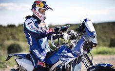 Cyril Despres passe au bleu! - Actualité - Moto Journal