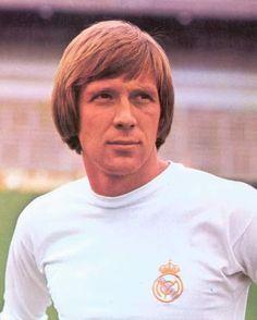 Henning Jensen - Former danish footballplayer. Playing as a Deep-lying forward. Playing for Borussia Mönchengladbach, Real Madrid and Ajax Amsterdam and the danish national football team