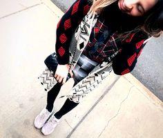 Mix and match by blogger Helo Gomes. #winter #fashion #brazilianness www.brazilianness.com
