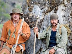 Dual Survival's Joe Teti prepares you for real-world survival challenges