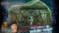 DARK ROMANCE Verliebter Vampir ♥ Folge 10 ♥ Wimmelbild mit Grebog & Fled...