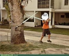 Forever alone nivel Star Wars