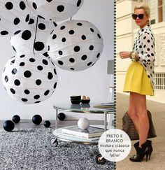 Polka dots - Moda + Decor