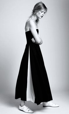 Stina Rapp Wastenson by Victor Demarchelier & stylist Marina Gallo for Vogue Spain   Feb 2014