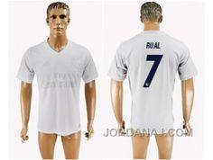 http://www.jordanaj.com/real-madrid-7-rual-marine-environmental-protection-home-soccer-club-jersey.html REAL MADRID #7 RUAL MARINE ENVIRONMENTAL PROTECTION HOME SOCCER CLUB JERSEY Only $20.00 , Free Shipping!