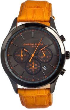 Giorgio Fedon 1919 Gfak001 Vintage V Mens Watch