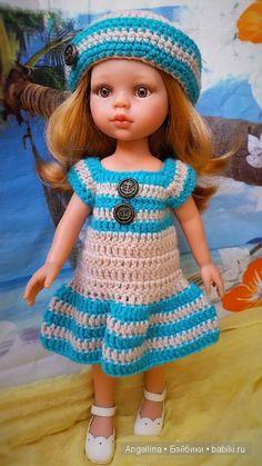 Что получается, когда рядом нет любимых кукол... / Paola Reina, Antonio Juan и другие испанские куклы / Бэйбики. Куклы фото. Одежда для кукол