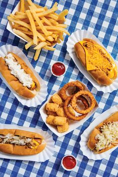 Mustard, onions, chili — and memories: North Carolina hot dog joints are reminiscent of simpler times.