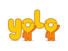 Yolo http://mojemo.com by Simon Oxley