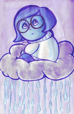 "Sadness ""Inside Out"""