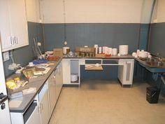 Küche Regierungsbunker Ahrweiler