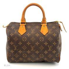 LOUIS VUITTON Speedy 25 Bag Purse LV #bags #fashion