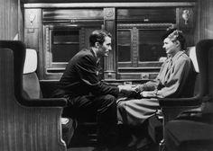 Spellbound [1945] Starring Ingrid Bergman and Gregory Peck.