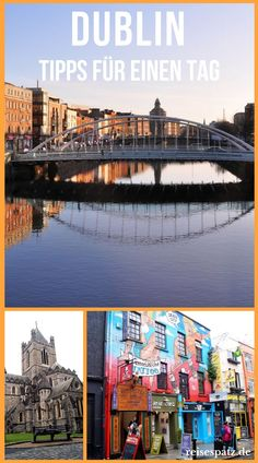 One Night in Dublin – alle Highlights Dublin attractions for a day. What you can do on your Ireland trip, if you only have one night in Dublin. Dublin Travel, Ireland Travel, London Travel, Dublin Sights, Dublin Attractions, Sites Touristiques, Reisen In Europa, London Tours, Le Site