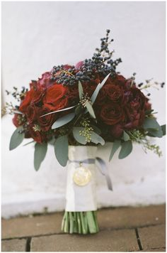 victorian style bouquet