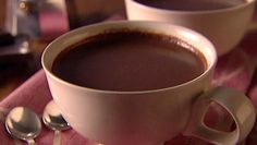 Giada De Laurentiis - Chocolate Espresso Cups