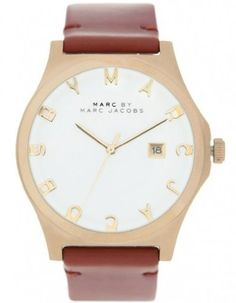 2207096290e Marc by Marc Jacobs Watches Womens Accessory Brown Henry Watch