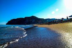 #Panagia #Tsampika #Beach still majestic in #September!!!!  #Rhodes #Rodos #Greece