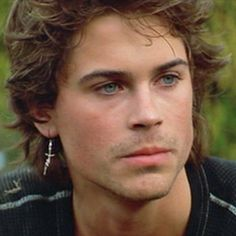 ROB LOWE, March 17th, 1964.  PISCES