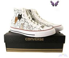 20+ Converse high ideas in 2020 | painted shoes, converse