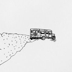 OFFROAD . . . . . #offroad #car #landrover #drive #ride #suv #van #outdoor #camp #doodle #sketch #illustration #drawing  #오프로드 #랜드로버 #시골길 #드라이브 #자동차 #아웃도어 #캠핑 #아웃도어 #일러스트 #스케치 #두들 #드로잉