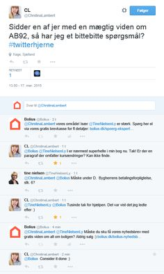 #Twitterhjerne hjælp og en konvertering til nyhedsbrev