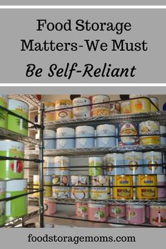 Please start a food storage stash for your family. You can start with just one can a week. Survival Food Kits, Emergency Food Supply, Emergency Preparation, Survival Prepping, Emergency Preparedness, Survival Skills, Prepper Food, Wilderness Survival, Hurricane Preparedness