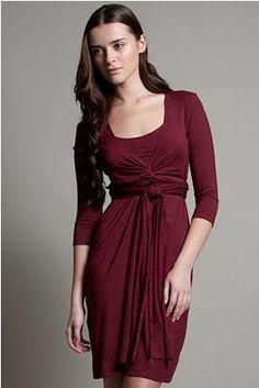 Dresses :: Madison Dress - nursing dress