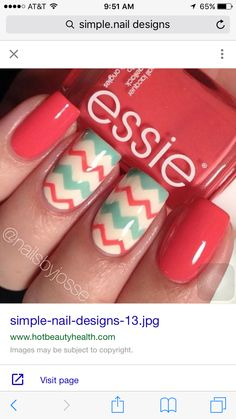 These is the most cutest nails I have ever seen!
