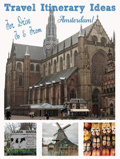 Travel Itinerary Ideas for Drive To or From Amsterdam-def Clara Maria with Kristel Us Travel, Travel Tips, Germany Europe, Beautiful Sites, What A Wonderful World, Day Trip, Trip Planning, Wonders Of The World, Orlando