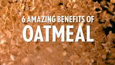 Oatmeal might just be the most unassuming superfood out there. Watch this video to find out why this seemingly plain morning meal actually boasts an abundance of health benefits. | Health.com