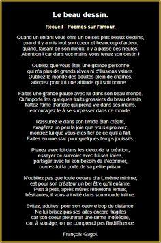 Le beau dessin French Love Poems, Geek Stuff, Positivity, Messages, Prestige, Words, Images, Attitude, Miniatures