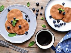 recipe for passover waffles or pancakes