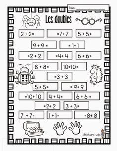 math for grade worksheets \ math for grade math for grade worksheets free math for grade activities math for grade worksheets 3rd Grade Math Worksheets, 1st Grade Activities, 1st Grade Math, Grade 1, Maths Guidés, Teaching Math, Math Term, Montessori Math, Math Addition