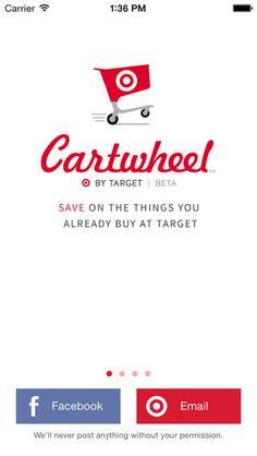 Top Free iPhone App #104: Cartwheel by Target - Target by Target - 05/02/2014