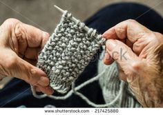 Grandmother Close Up Hands Archivní fotografie. | Shutterstock